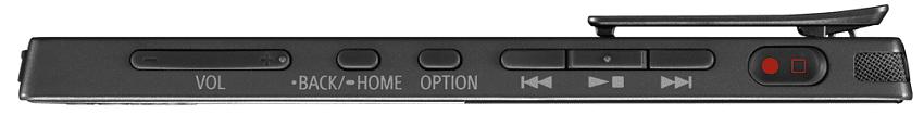 Prehrávanie - Sony ICD-TX650B