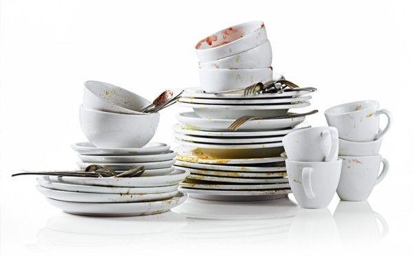 Výsledek obrázku pro umyté nádobí