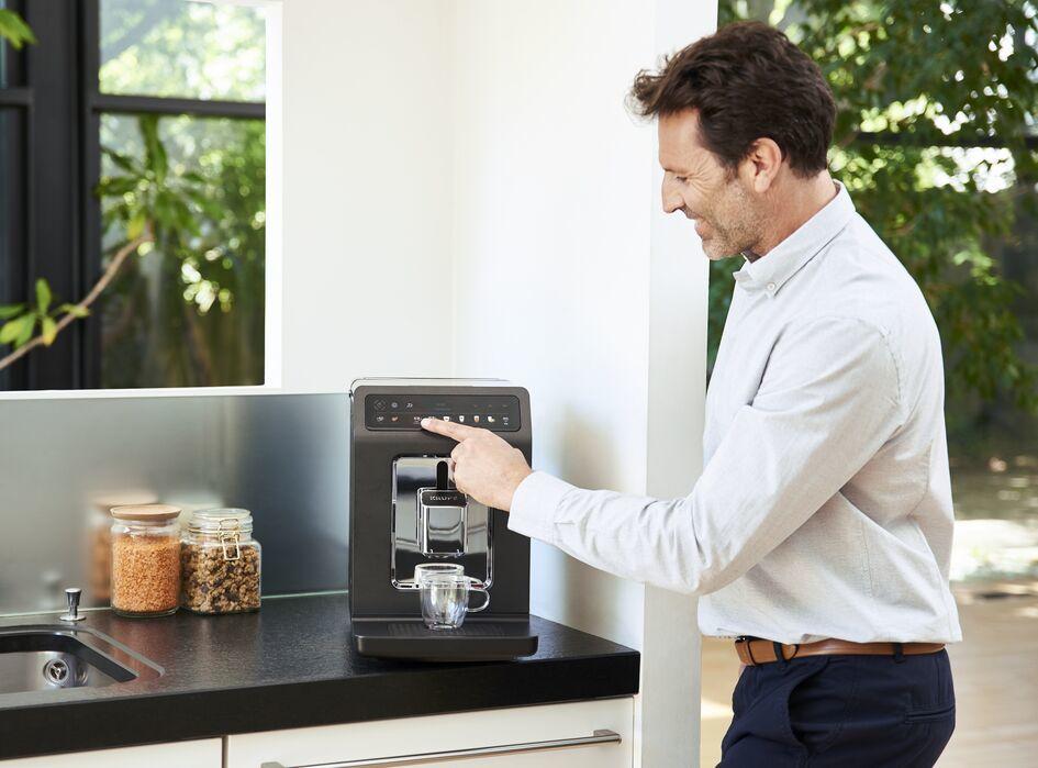 automatické espresso KRUPS EA895E10