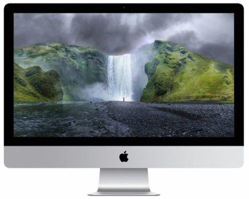 """Zobrazovanie obsahu vo veľmi vysokej kvalite - APPLE iMac 27"""" 5K, i5 MF885SL/A"""