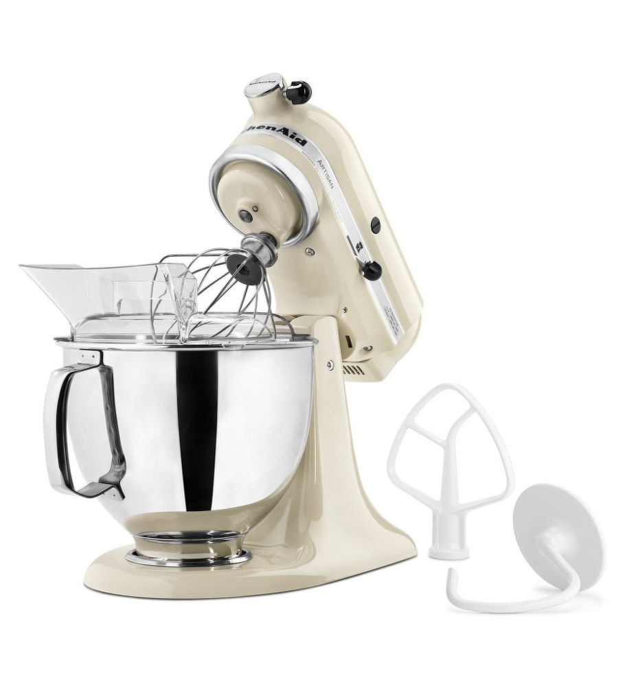 kitchenaid artisan 5ksm150pseac kuchynsky robot mandlovy. Black Bedroom Furniture Sets. Home Design Ideas