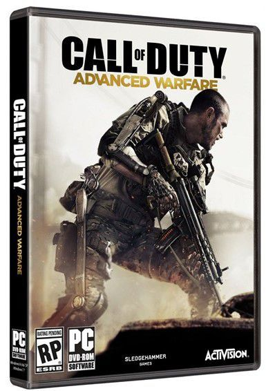 PC - Call  of Duty: Advanced  Warfare