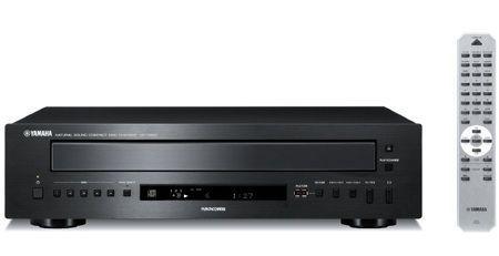 Prehrávač s viacerými možnosťami - YAMAHA CD-C600 BL