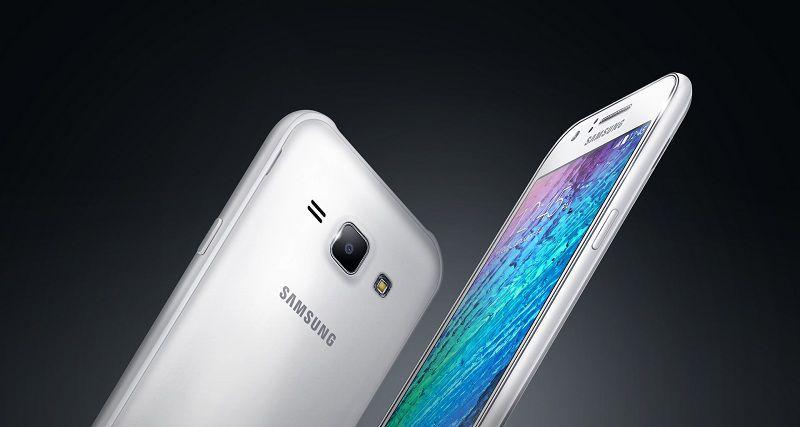 Štýlový dizajn - SAMSUNG Galaxy J1, Modrá