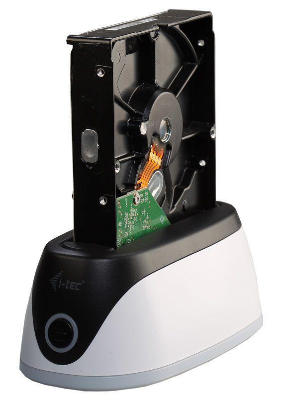 Box pre dokovanie externých diskov - I-TEC U3HDDOCK Advance USB 3.0 Docking Station for SATA HDD