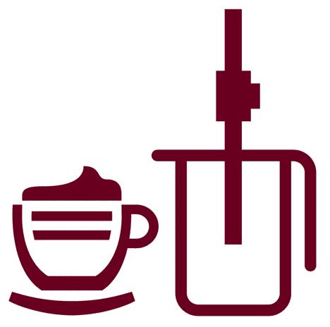 Mliečna tryska - SAECO HD8651/19, Plnoautomaticke espresso X-small