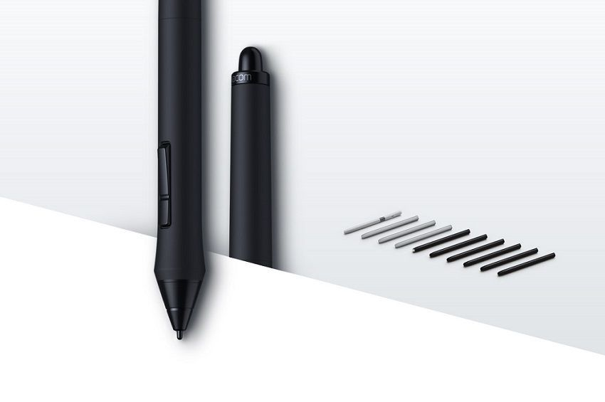 Písanie, kreslenei aj editácia v jednom zariadení - Wacom Intuous Pro Creative Pen&Touch Tablet M