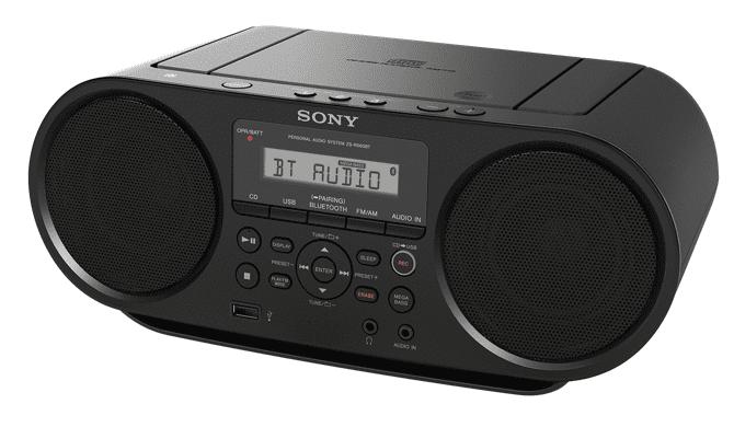 Prehrávanie - Sony ZS-RS60BT