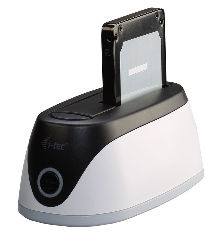 Diskový box - I-TEC U3HDDOCK Advance USB 3.0 Docking Station for SATA HDD