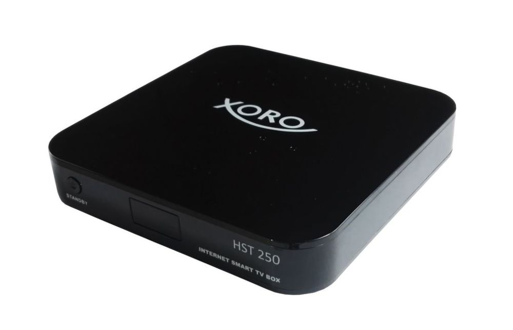 Xoro HST 250 Smart TV Box - multimediálne centrum | Nay.sk