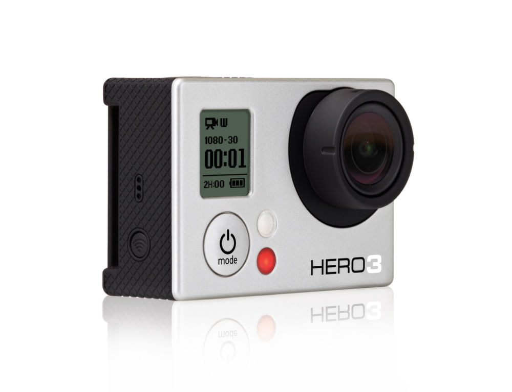 GOPRO HD Hero 3 White Edition