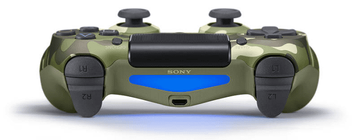 Porty - PS4 DUALSHOCK 4 WHITE CONTROLLER