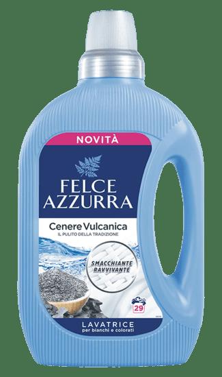 Felce azzurra cenere vulcanica prac g l 1 6l for Cenere vulcanica