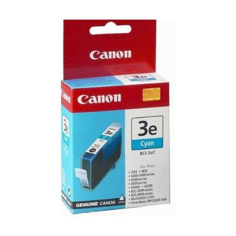 CANON BCI-3eC, CYAN Ink Cartridge, BL SEC