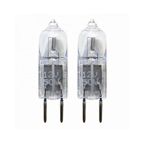PHILIPS Hal-Caps 2y 50W GY6.35 12V CL 2BL/10