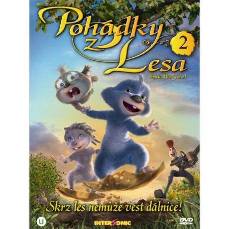 DVD F - Pohadky z lesa 2