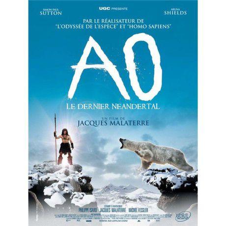 DVD F - AO - Posledný neandertálec