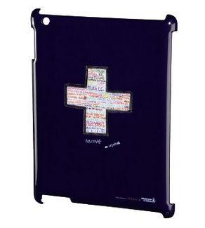 Whatever it Takes obal pre iPad2, dizajn: Coldplay, modrý