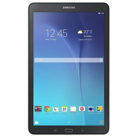 """SAMSUNG Galaxy Tab E 9.6"""" SM-T560NZKAXSK, Wi-Fi, 8 GB, čierna"""