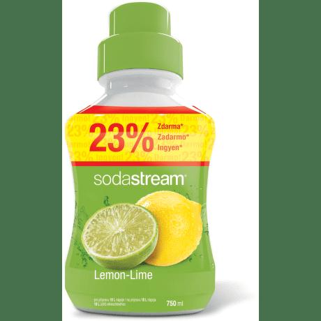 SODASTREAM sirup Lemon Lime 750 ml_1