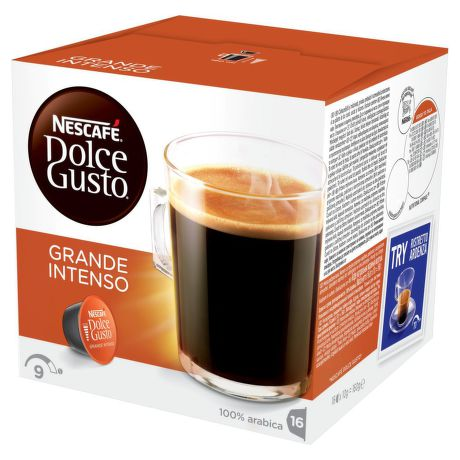 NESCAFE Caffe Grande Intenso