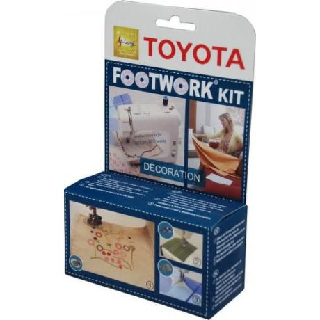 Toyota FWK-DEC-R servisný balíček