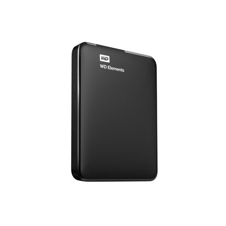 "WD Elements Portable WDBUZG0010BBK USB 3.0 1TB Ext. 2.5"" Black"