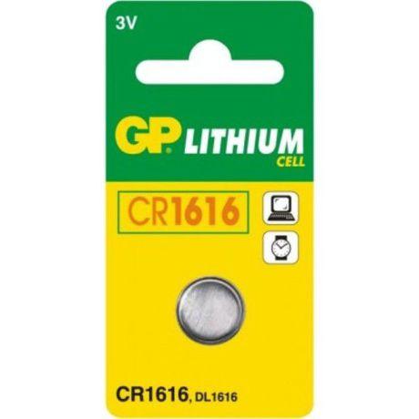 GP CR1616 3V líthiová bat.