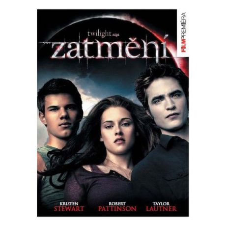 DVD F - Twilight saga: Zatmění (digipack)