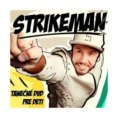 DVD F - STRIKEMAN ( Laci Strike )