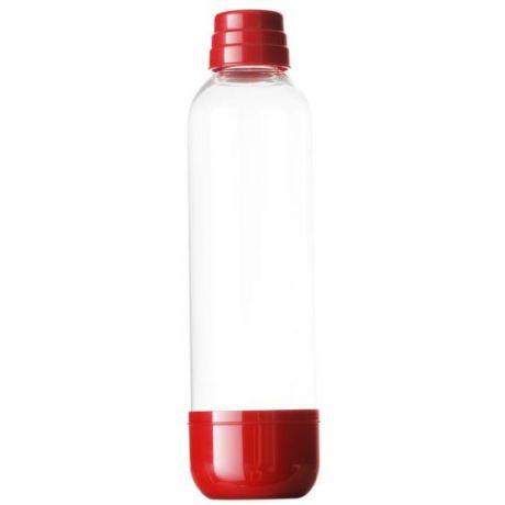 LIMO BAR Soda flasa 1 l dark red