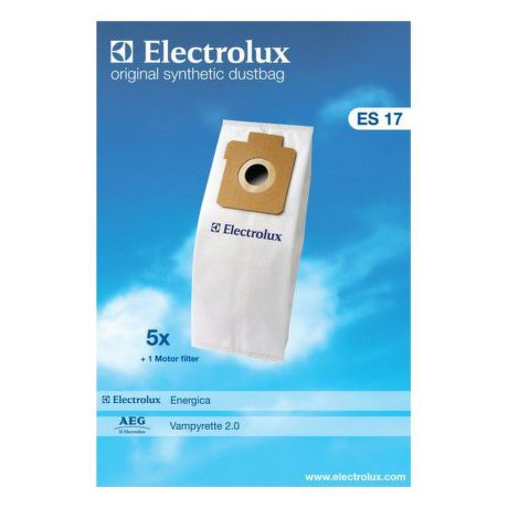 ELECTROLUX ES 17, vrecká do ZS 201