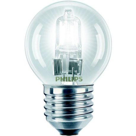 PHILIPS EcoClassic30 P45 42W E27 230V CL  1CT/20