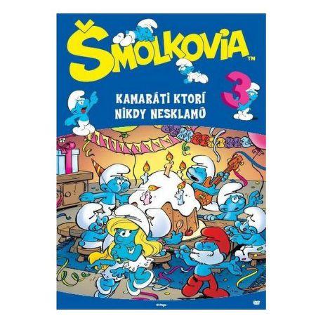 DVD F - Šmoulové 3