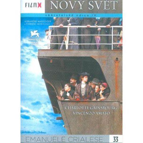 DVD F - Nový svět Film-X