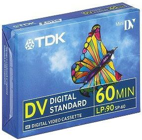 TDK DVM-60MEEA - kazeta miniDV
