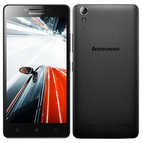 LENOVO A6000 Dual SIM, LTE, 16GB  Čierny