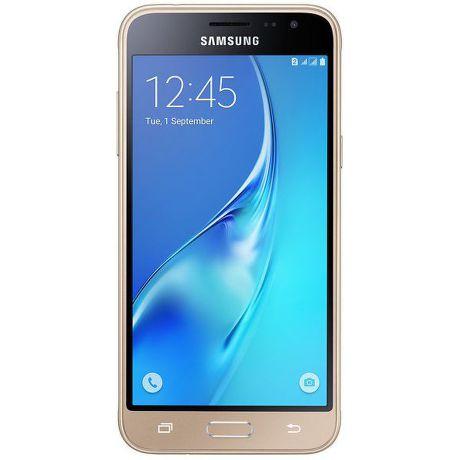 SAMSUNG Galaxy J3 Single SIM, Zlatá