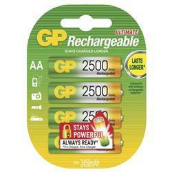 GP B14053 - AAA (HR6) 2500mAh, 4ks
