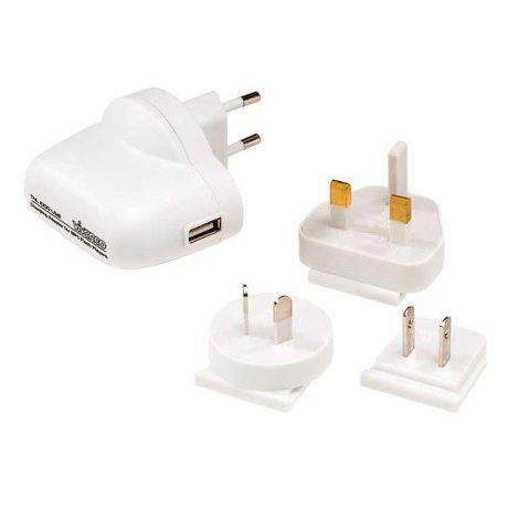 Vivanco TNL 1001 USB celosvetová nabíjačka