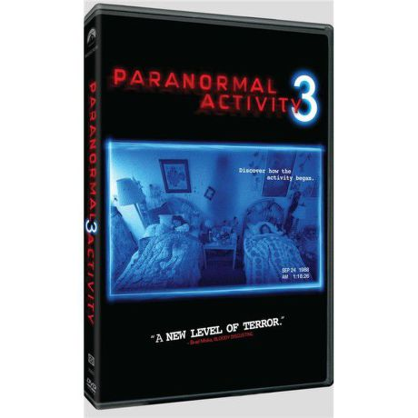 DVD F - Paranormal Activity 3.