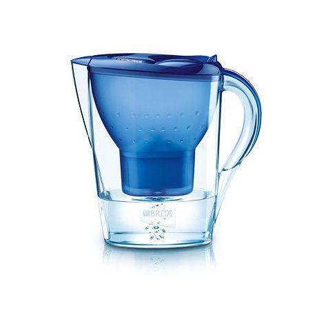 BRITA Marella Cool Calendar, vodný filter - kanvica MODRA