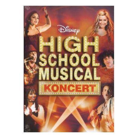 DVD F - High School Musical koncert