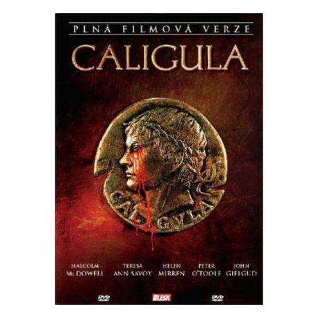 DVD F - CALIGULA : PLNÁ VERZIA