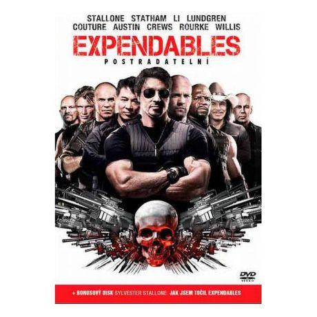 DVD F - Expendables - Postradatelní