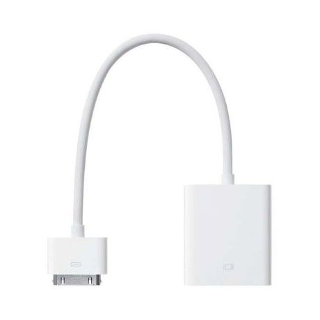 APPLE Dock Connector to VGA Adapter MC552ZM/B
