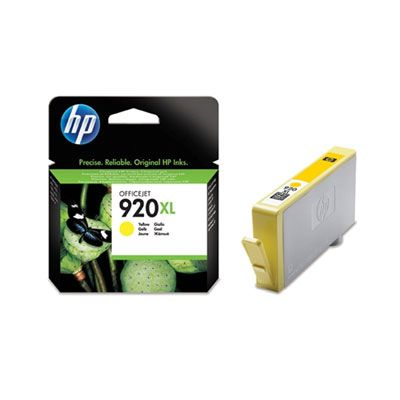 HP CD974AE YELLOW náplň No.920XL Blister