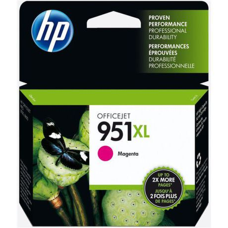HP CN047AE MAGENTA XL náplň No.951XL Blister