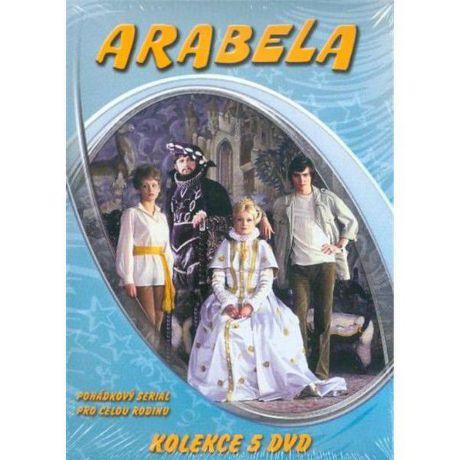 DVD F - Arabela kolekce 5 DVD