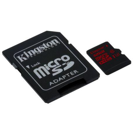 KINGSTON 32GB microSDHC UHS-I U3